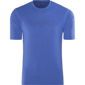 Haglöfs Ridge Tee Herren cobalt blue